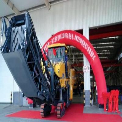 徐工超大型XLZ2305冷再生机、XM2205铣刨机成功下线